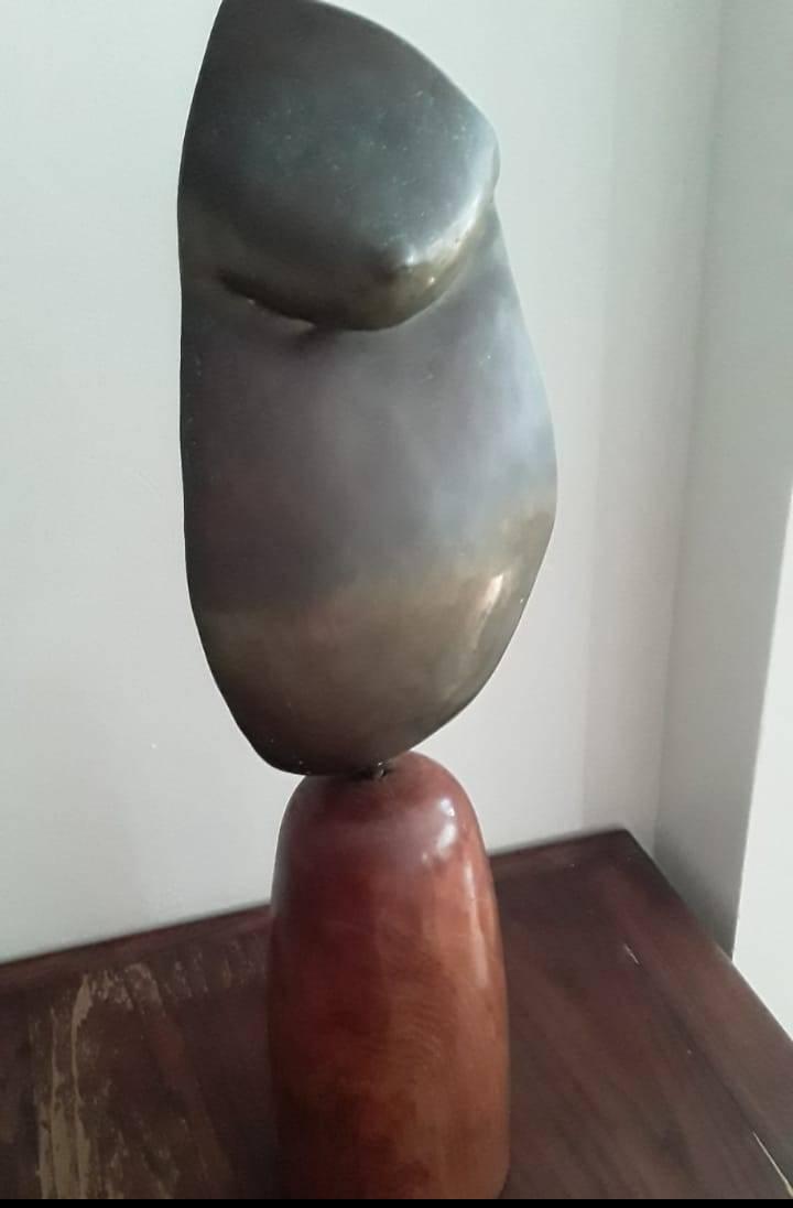 bronze body casting, life sized